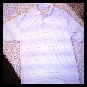 Nike fit dry golf shirt